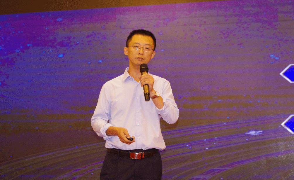 上汽集团商用车技术中心新能源物流车平台总经理曲小飞