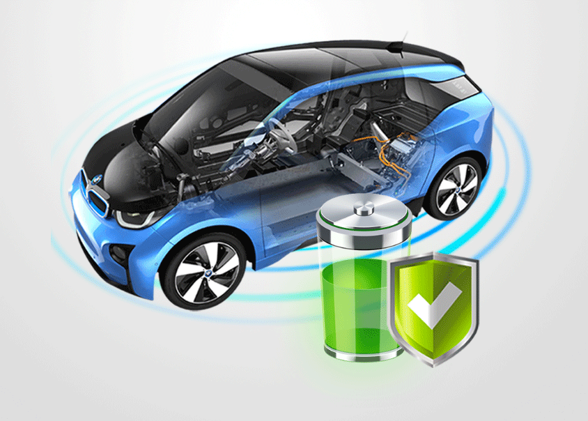 汽车电池安全