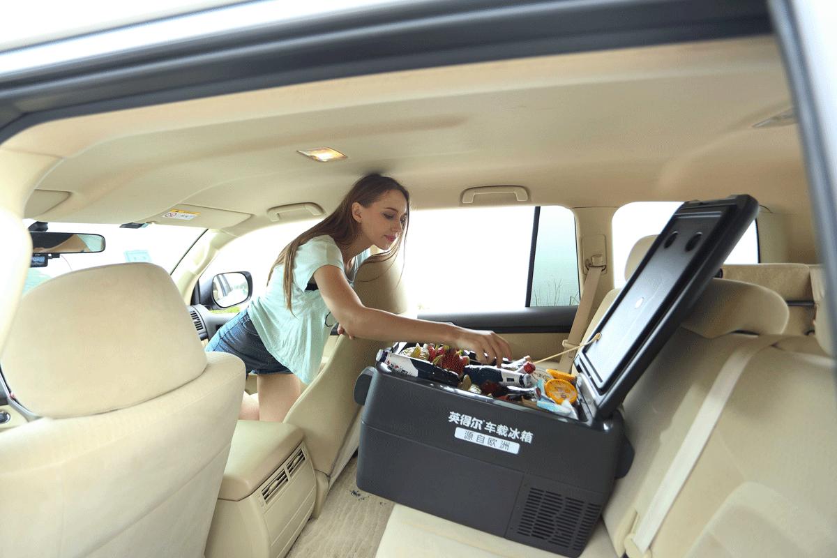 英得尔X40车载冰箱